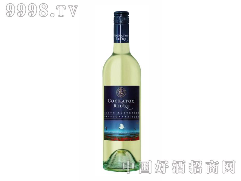 白鹰脊霞多丽干白葡萄酒2008 750ML