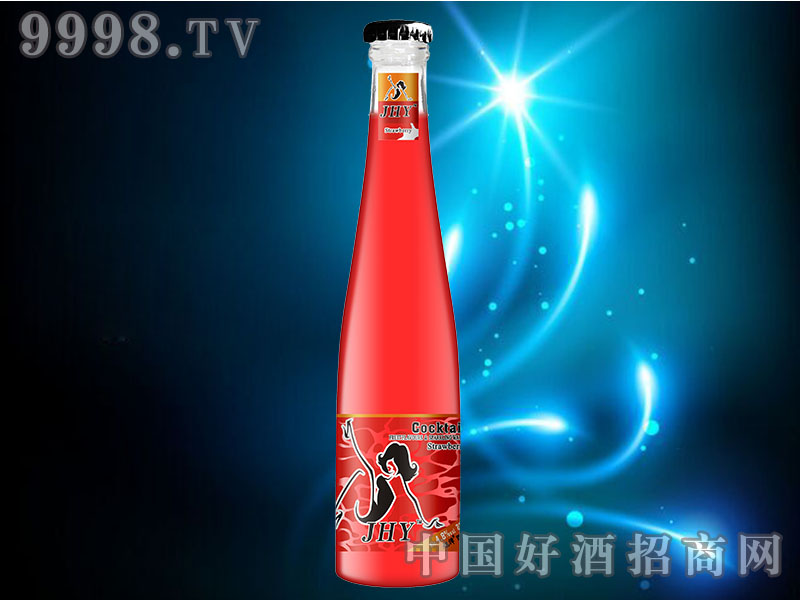 旭泽鸡尾酒草莓味(央视品牌)