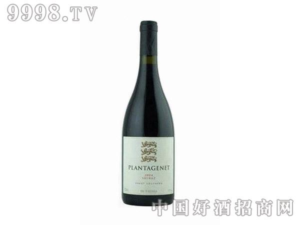 狮子王(金雀花王朝)设拉子干红葡萄酒13.5°2009
