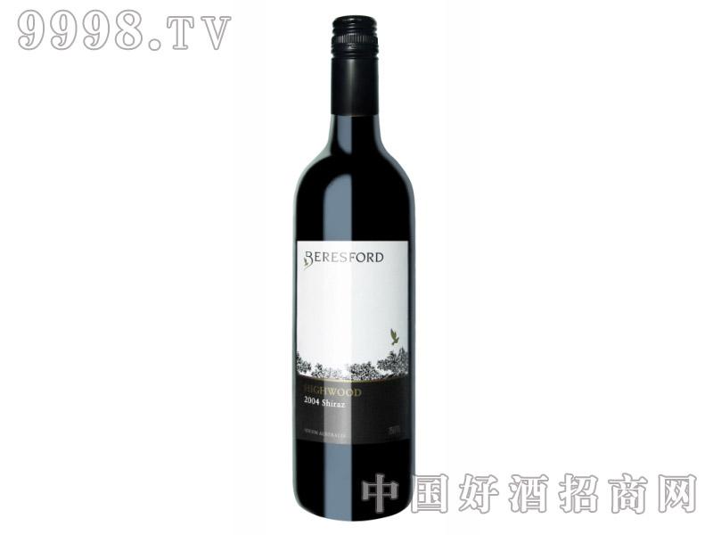 海沃德设拉子干红葡萄酒2004