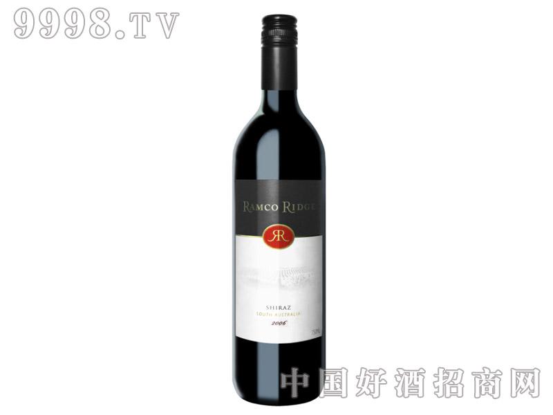 罗姆庄园设拉子干红葡萄酒2006