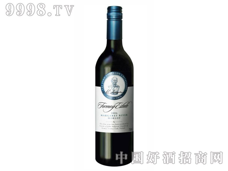 弗慕妮庄园梅洛干红葡萄酒2006