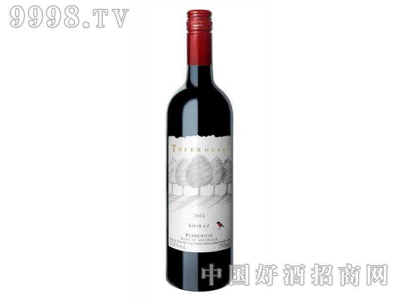 萨丽塔格美丽树屋设拉子干红葡萄酒2005