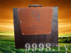 亚玛尼干红葡萄酒(六支皮盒)原瓶进口
