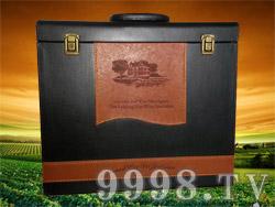 亚玛尼干红葡萄酒(六支皮盒)