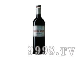 布朗男爵红葡萄酒(布朗康田庄园副牌)