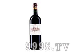 法国爱士图尔堡红葡萄酒