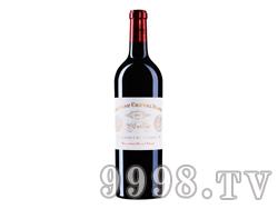 法国白马庄园红葡萄酒