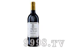 法国碧尚女爵城堡红葡萄酒