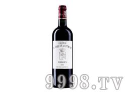 法国德达侯爵庄园红葡萄酒