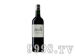 法国佳得美城堡干红葡萄酒