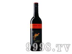 黄尾袋鼠加本力苏维翁红葡萄酒