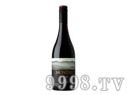 智利蒙特斯限量版黑比诺红葡萄酒