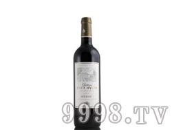 法国澳美尔酒庄干红葡萄酒 中级庄