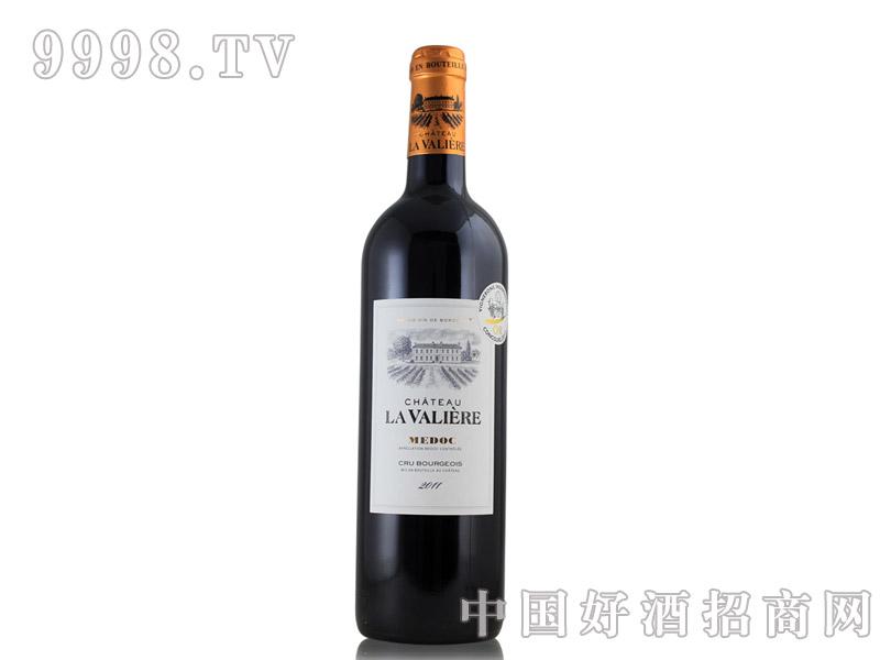 法国瓦莉尔酒庄干红葡萄酒