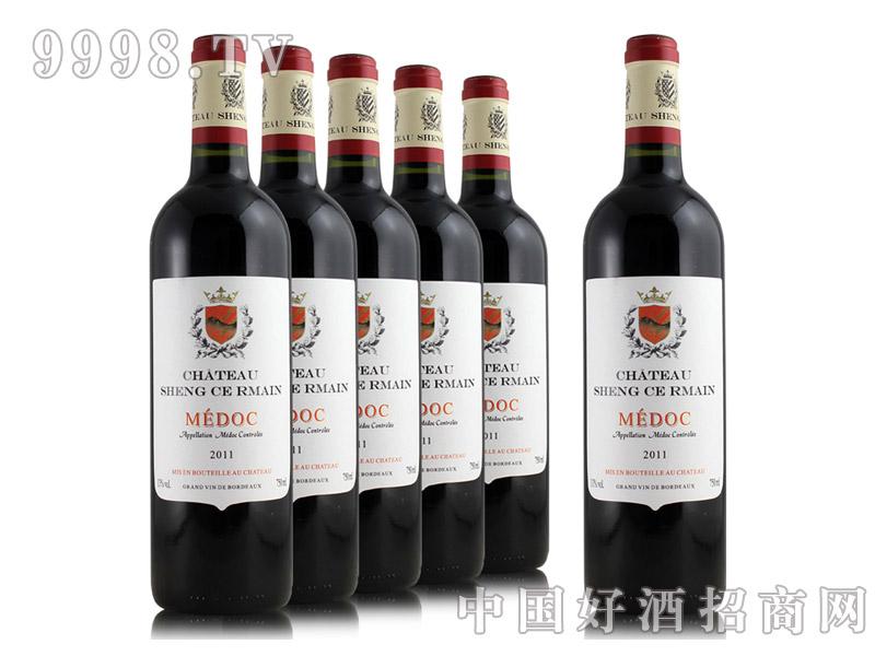 圣希莱酒庄干红葡萄酒 整箱六支装