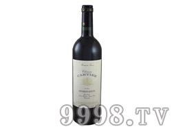 卡地亚酒庄红葡萄酒2004