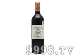 狮子酒庄红葡萄酒