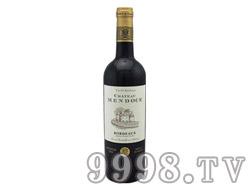 慕思酒庄红葡萄酒