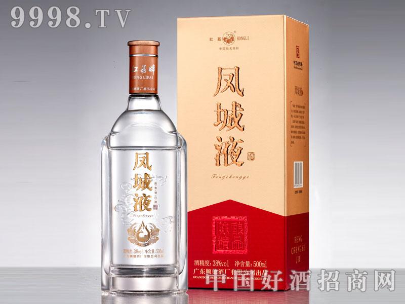 红荔牌凤城液38度500ml