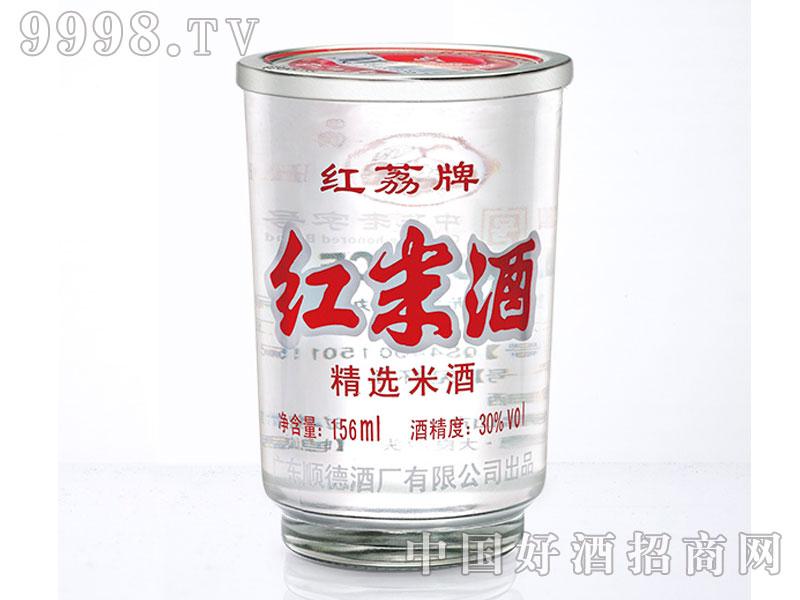 红荔牌红米酒156ml