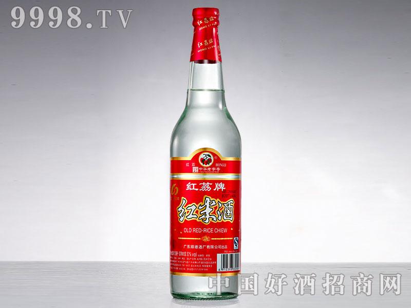 红荔牌红米酒610ml