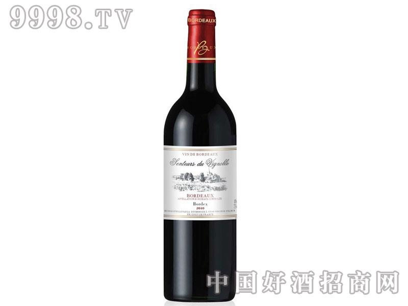 法国原瓶进口干红葡萄酒百丽庄园AOC