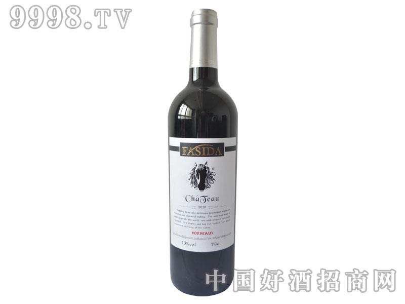 法斯达波尔多红葡萄酒