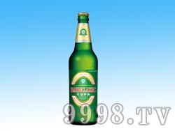 佰和啤酒500特制瓶