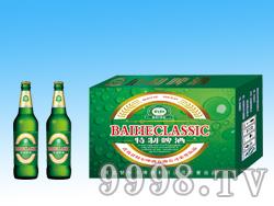 佰和啤酒500特制瓶箱