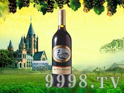 澳洲五兽经典梅洛红葡萄酒