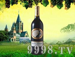 澳洲五兽经典西拉红葡萄酒