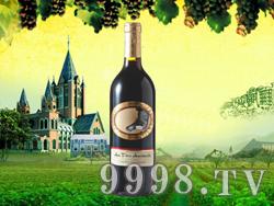 澳洲五兽经典小维多红葡萄酒
