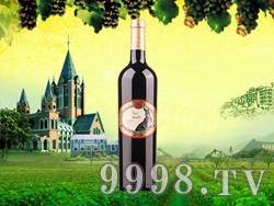 澳洲五兽庄园西拉红葡萄酒