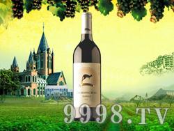 魅力袋鼠西拉红葡萄酒