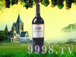 宝石篱笆赤霞珠干红葡萄酒