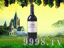 宝石篱笆梅洛干红葡萄酒