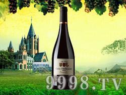 凯萨黑比诺优质级干红葡萄酒