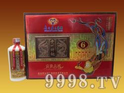 52°500ML茅台集团贵州特曲(富贵吉祥礼盒)