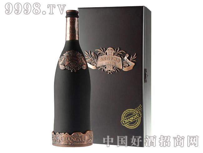 张裕百年酒窖干红葡萄酒