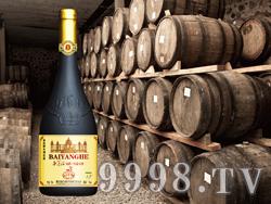 白洋河圣诺堡酒庄窖藏干红葡萄酒