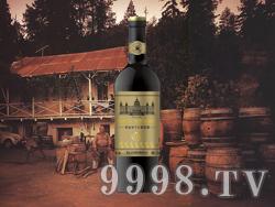 白洋河圣诺堡酒庄七星干红葡萄酒