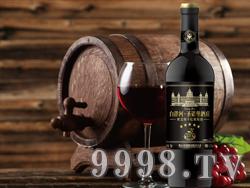 白洋河圣诺堡酒庄五星干红葡萄酒