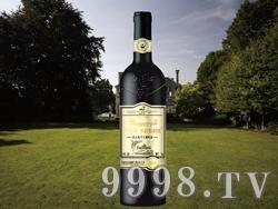 白洋河圣诺堡酒庄珍藏版干红葡萄酒