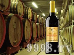 白洋河圣诺堡酒庄特酿干红葡萄酒