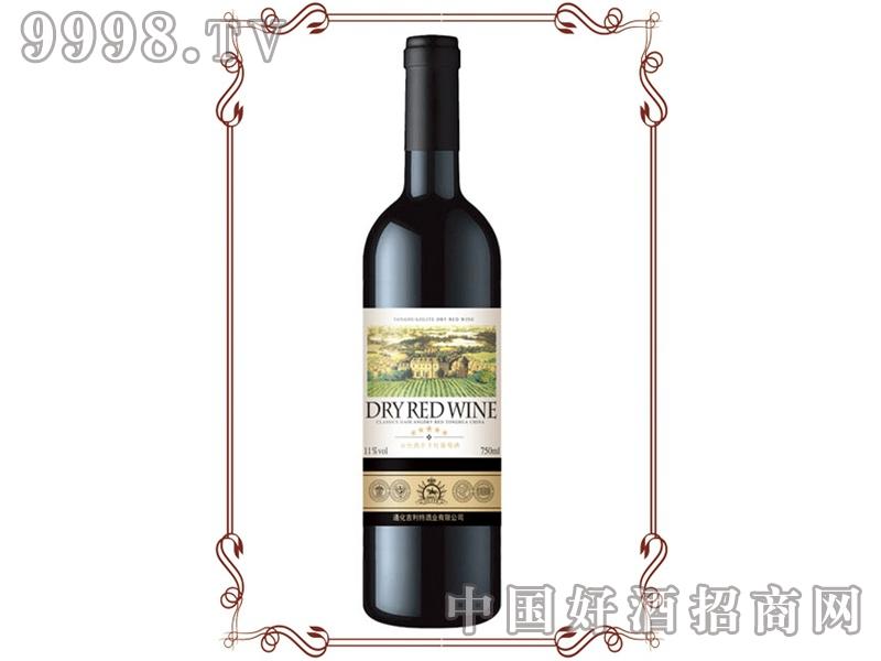 经典窖藏干红葡萄酒