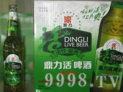 鼎力活啤酒清爽型