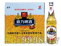 鼎力啤酒天之骄子黄盒