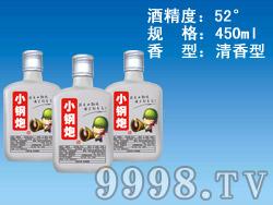 小钢炮酒52°450ml