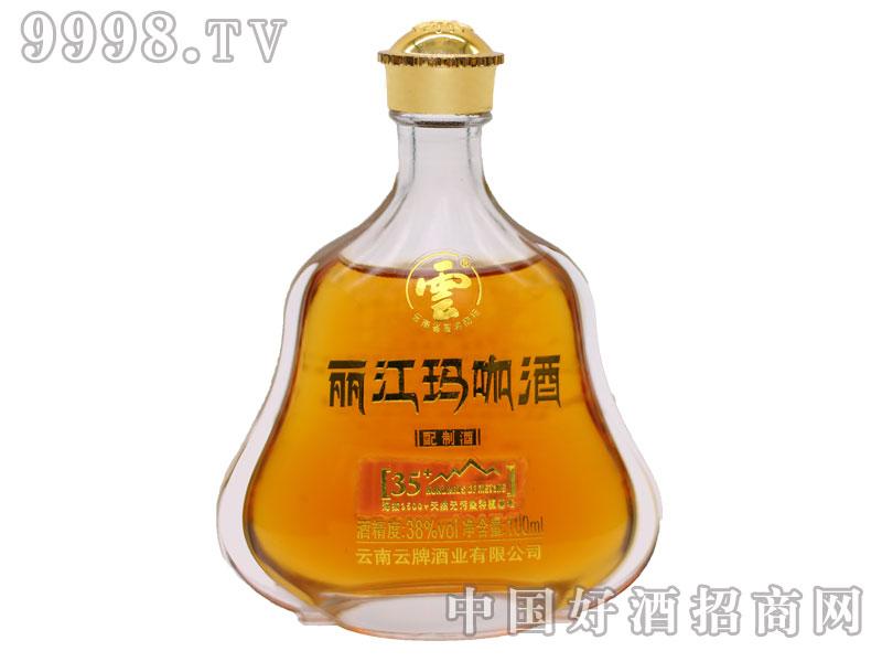云牌丽江玛咖酒・A5